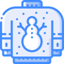 christmas jumper icon